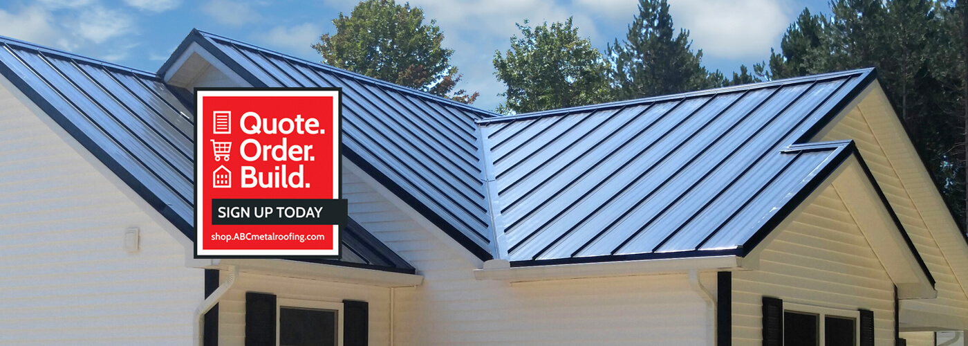 Order Abc Metal Roof And Wall Panels Online