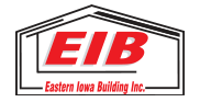 Eastern Iowa Building Logo