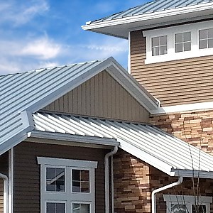 Standing Seam Roof Trim