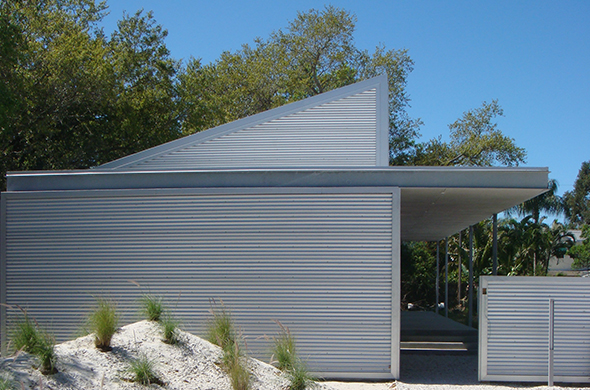 2 1 2 Corrugated Metal Panels Abc