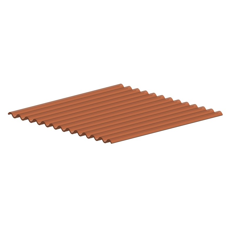 Photo of Rustic Trail style of metal roofing