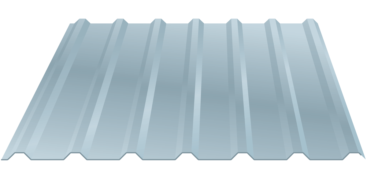 PBU Metal Roofing Panel