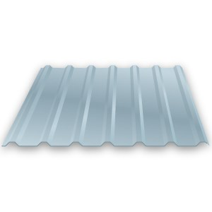 Photo of roof and wall panel PBU