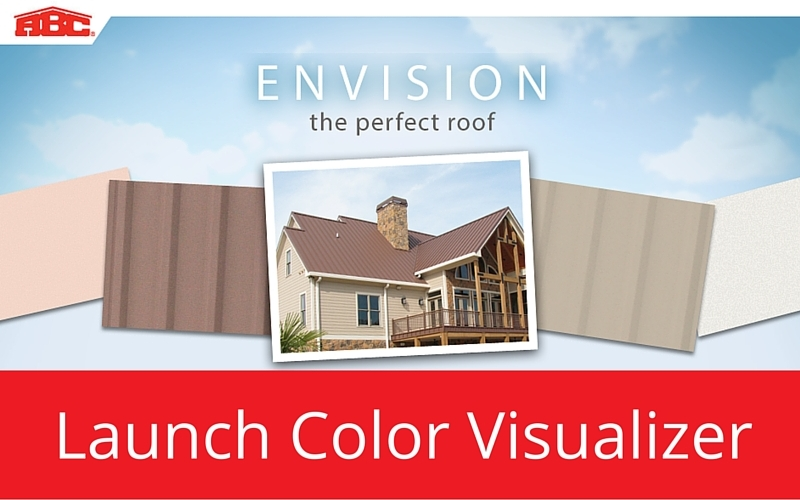 Metal Roofing & Siding Color Visualizer | ABC
